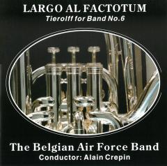 """Tierolff for Band No. 6 """"Largo al Factotum"""""""