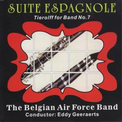 """Tierolff for Band No. 7 """"Suite Espagnole"""""""