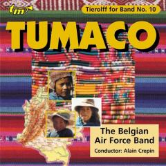 "Tierolff for Band No. 10 ""Tumaco"""