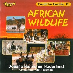 """Tierolff for Band No. 13 """"African Wildlife"""""""
