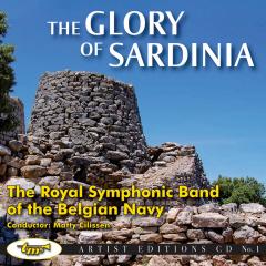"CD Artist Editions No. 1 ""The Glory Of Sardinia"""