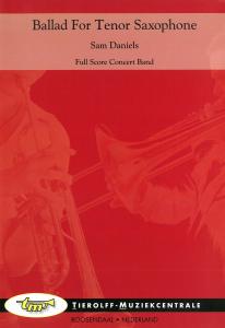 Ballad For Tenor Saxophone