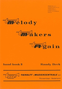 Melody Makers Again band book 3