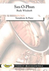 Sax-O-Phun, Saxophone Alto  & Piano