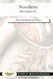 Novelette, Alt Saxofoon & Piano