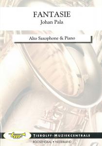 Fantasie, Saxophone Alto  & Piano