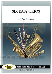 Six Easy Trios/Six Trios Faciles