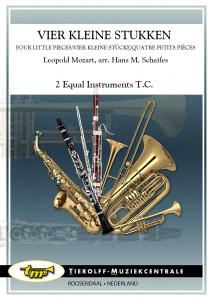 Quatre Petits Pièces de Leopold Mozart