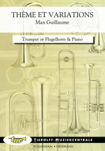 Thème et Variations Opus 81, Trompet & Piano