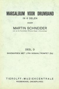Marsalbum Voor Drumband Deel D
