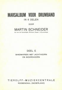 Marsalbum Voor Drumband Deel E
