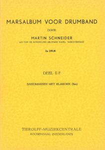 Marsalbum Voor Drumband Deel F