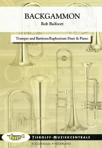 Backgammon, duo Trompette & Euphonium/Petite Basse