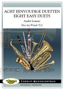 Acht Eenvoudige Duetten/Huit Duos Faciles