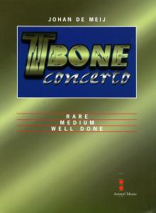 T-Bone Concerto (édition complète), Orchestre d'Harmonie