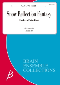 Snow Reflection Fantasy