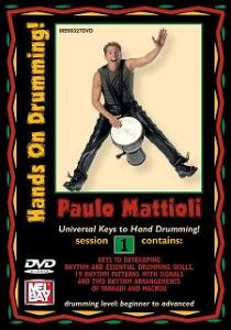 Hands on Drumming! vol. 1