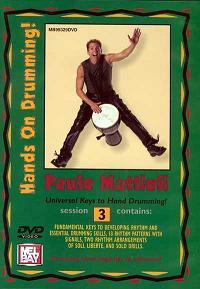 Hands on Drumming! vol. 3