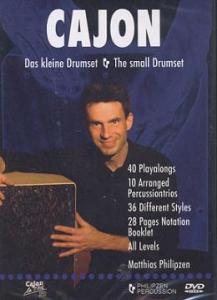 Cajon – Das Kleine Drumset / The Small Drumset