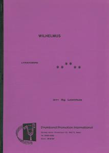 Wilhelmus, Lyrakorps