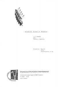 Graaf Adolf Mars, Bes/Es