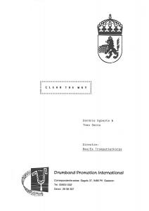 Clear The Way, Bb/Eb Klaroenkorps