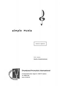 Simple Music