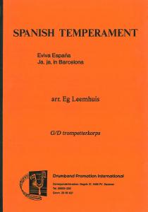 Spanish Temperament, G/D Trompetterkorps