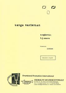 Tango Varianten, Lyrakorps