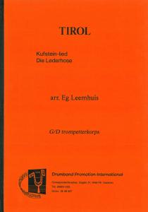 Tirol, G/D Trompetterkorps