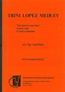 Trini Lopez Medley, G/D Trompetterkorps