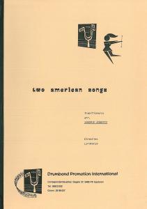 Two American Songs, Lyrakorps
