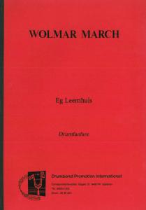 Wolmar March, Drumfanfare