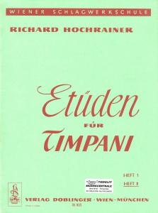 Etuden für Timpani, vol. 2