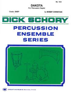 Dakota (Percussion Ensemble Series)