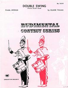 Double Swing (Rudimental Contest Series)