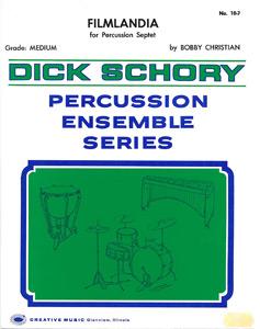 Filmlandia (Percussion Ensemble Series)