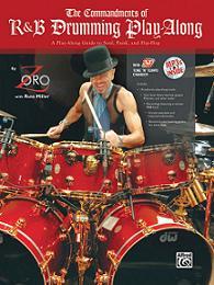 Commandments of R&B Drumming Play-Along, incl. cd.