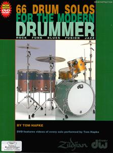 66 Drumsolos, incl. dvd