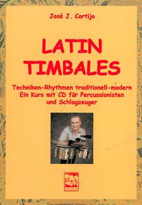 Latin Timbales, incl. cd.