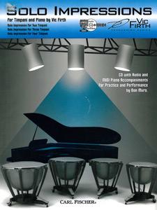 Solo Impressions for Timpani and Piano