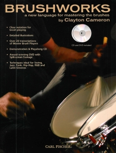 Brushworks, incl. cd/dvd.
