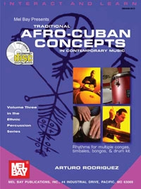 Afro-Cuban Concepts in Contemporary Music, incl. 2cd's