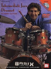 Intermediate Jazz Drumset DVD