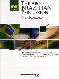 ABCs of Brazilian Percussion, incl. dvd