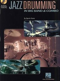 Jazz Drumming in Big Band & Combo, incl. cd.