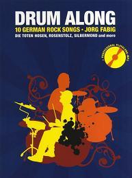 Drum Along - 10 German Rock Songs, incl. cd.