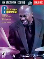 8 Essentials of Drumming – Grooves, Fundamentals and Musicianship, incl. cd.
