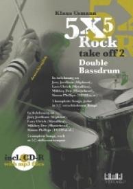 5X5 Rock - Take Off, vol. 2, incl. MP3cd.