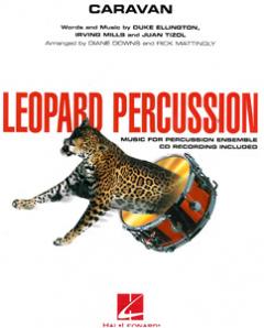 Caravan, percussion ensemble, incl. cd